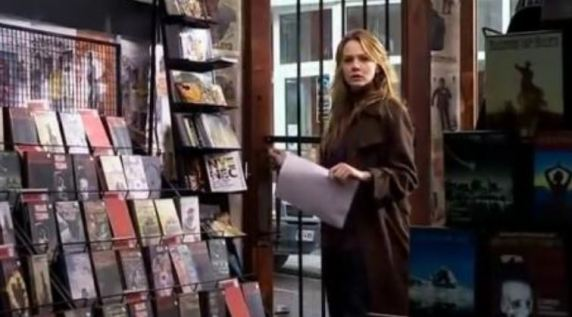 Carey Mulligan Blink Doctor Who video store