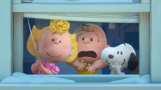 Charlie brown & Co movie