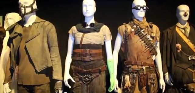 Fury road costumes