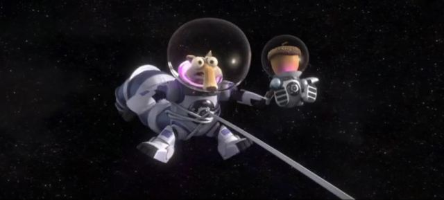 Ice Age Collision Course July 22