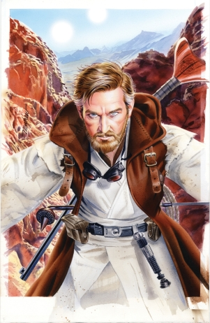 Mayhew Star Wars Kenobi cover
