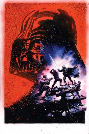 Mayhew Vader Down