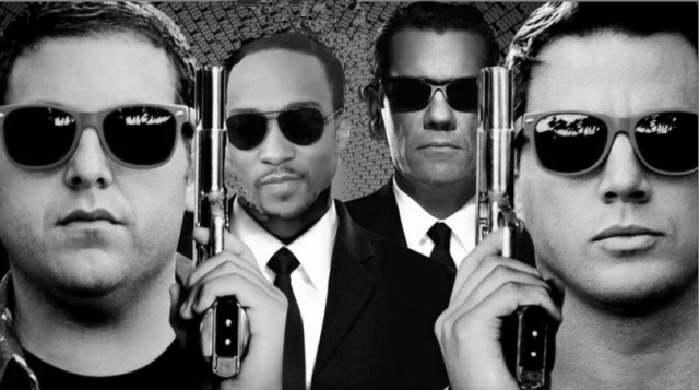 MIB IV Jump Street Men in Black