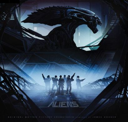 Soundtrack LP Alien
