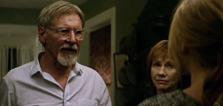 Image result for harrison ford age of adaline