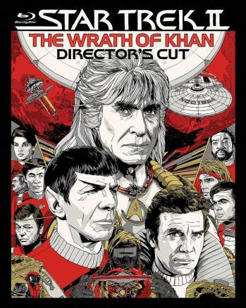 Diectors Cut Wrath of Khan Mondo
