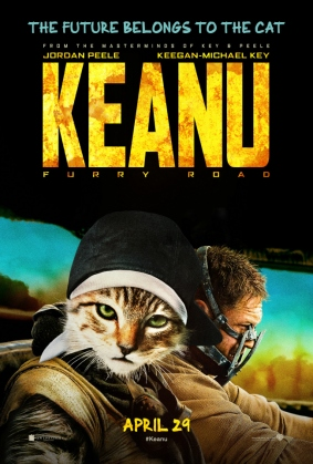 Keanu poster D