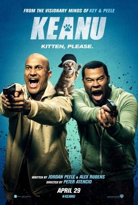 Keanu poster F