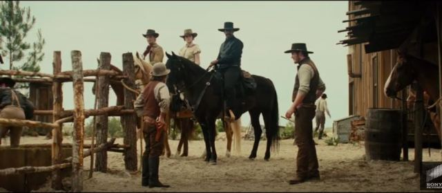 Magnificent Seven clip