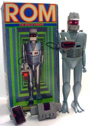 Rom Hasbro toy