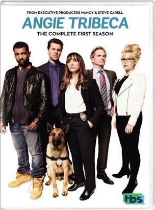 Angie Tribeca Season One DVD