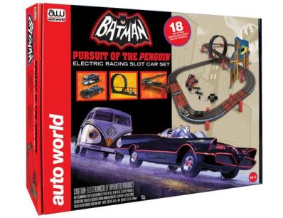 Batman slot cars
