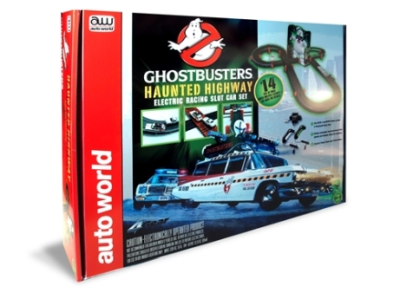 Ghostbusters slot cars
