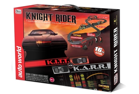 Knight Rider slot cars