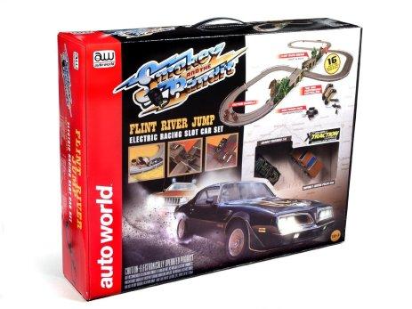 Smokey and the Bandit slot cars