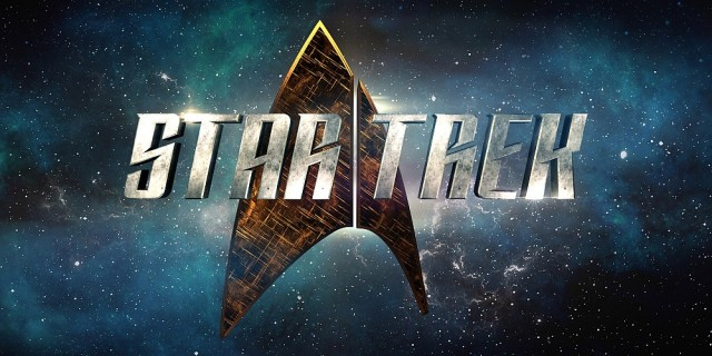 Star Trek 2017 TV Series Logo