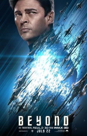 Star Trek Beyond Bones poster
