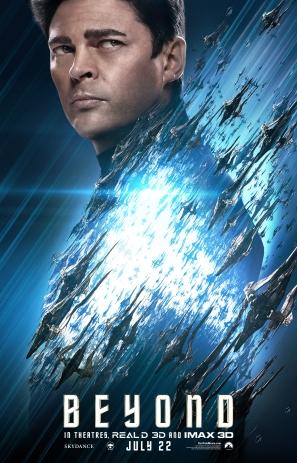 Star Trek Beyond Bones poster