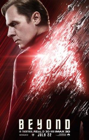 Star Trek Beyond Scotty poster