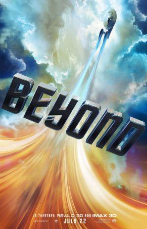 Star Trek Beyond teaser poster