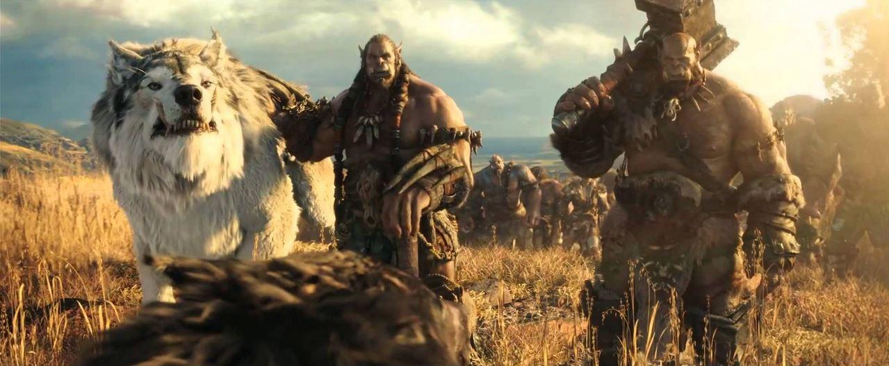 Warcraft clip