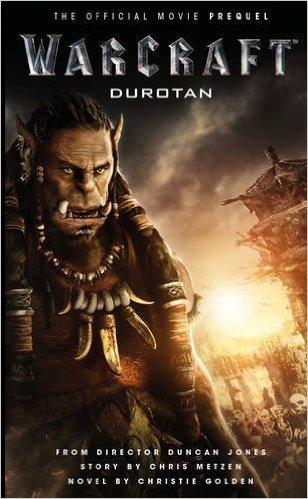 Warcraft Durotan novel