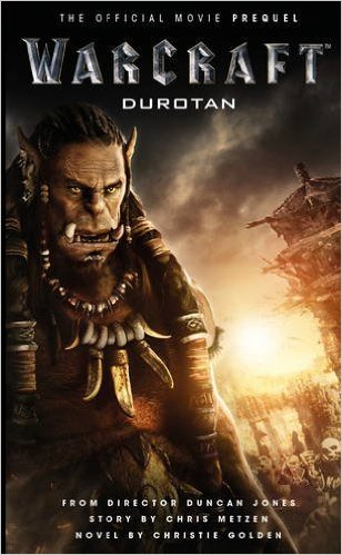 Warcraft Durotan novel