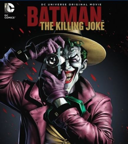 Batman Killing Joke movie poster
