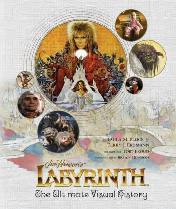 Labyrinth book Erdmann Block