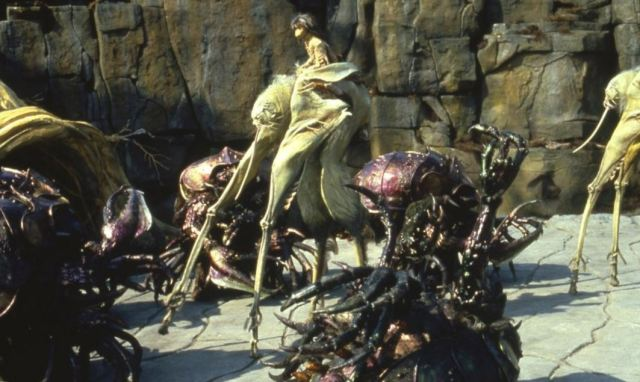 Landstrider and Jen The Dark Crystal