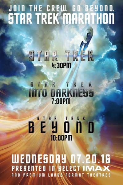 Star Trek Marathon