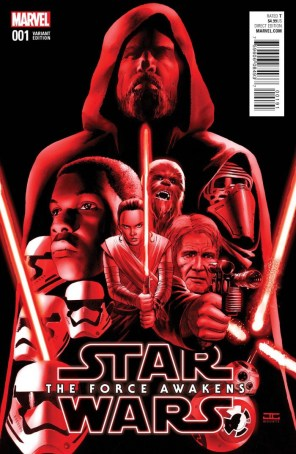 TFA var cover John Cassaday