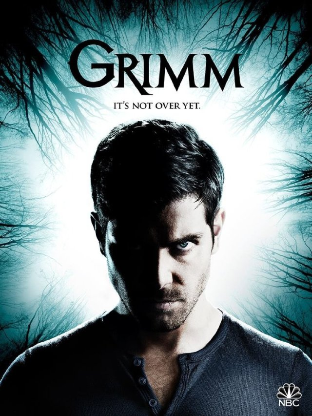 Grimm SDCC 2016 poster