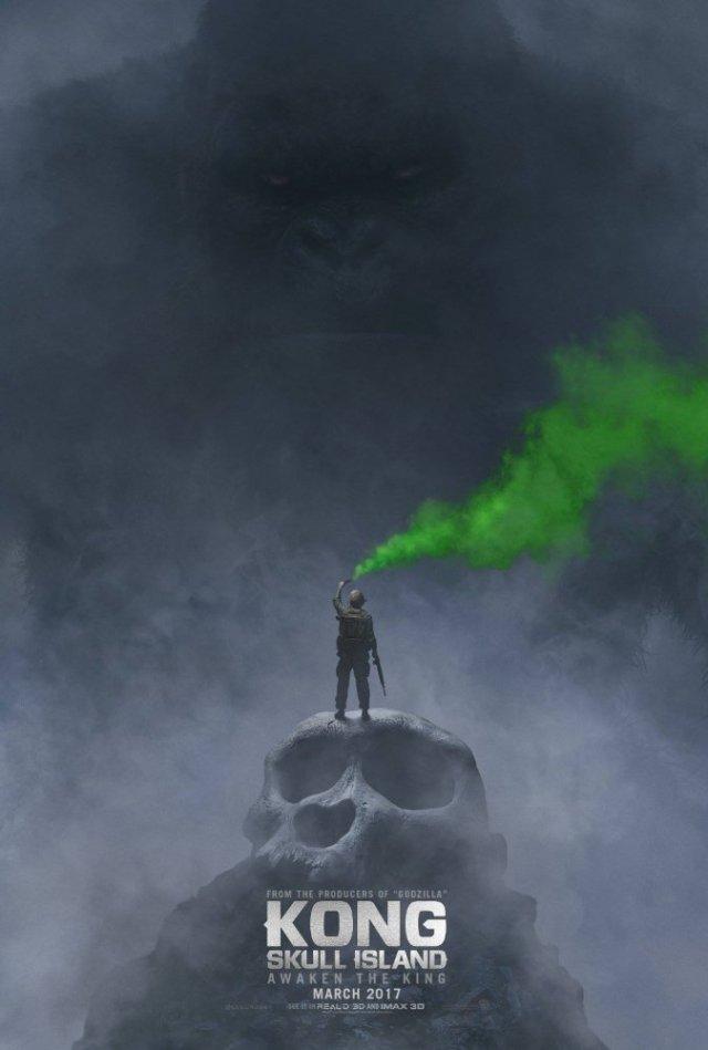 Kong Island poster