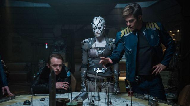 plotting Star Trek Beyond