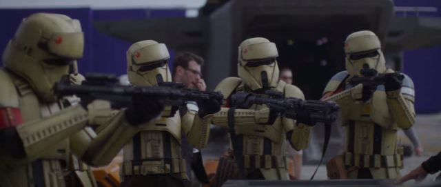 rogue one new troops