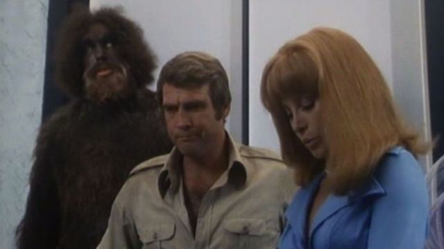 Six Million Dollar Man clip
