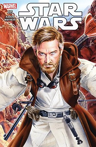 Star Wars issue 15 Jason Aaron Mike Mayhew