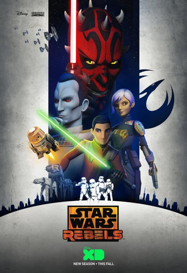 Star Wars Rebels SDCC 2016