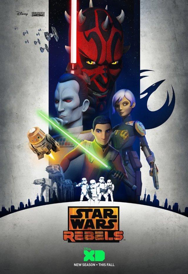 Star Wars Rebels SDCC 2016