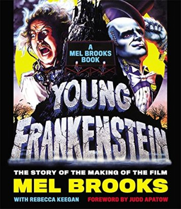 Young Frankenstein book