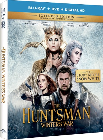 Blu-ray Winters War Huntsman