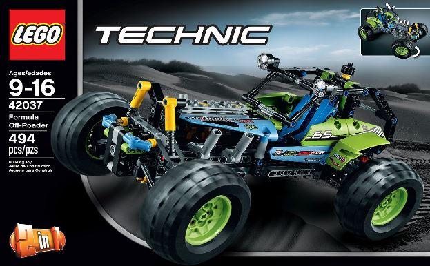 Forumla racer LEGO
