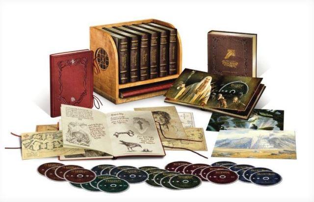 Hobbit lord Rings box set