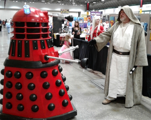 KCCC 2016 Dalek and Luke