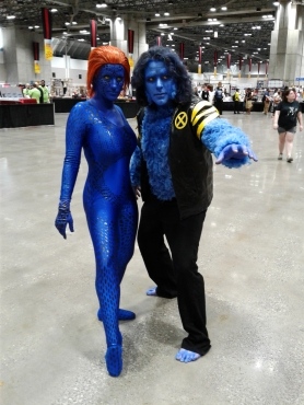 KCCC 2016 Mystique and Beast