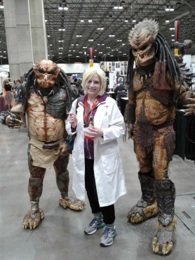 KCCC 2016 Predators and Liv Moore
