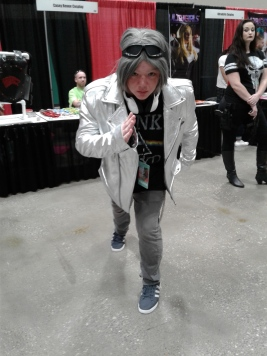 KCCC 2016 Quicksilver cosplay
