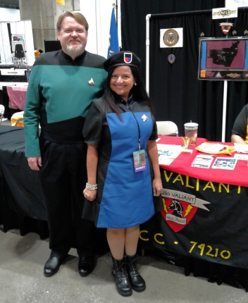 KCCC 2016 Star Trek cosplay