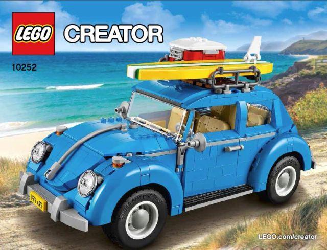 Lego Beetle
